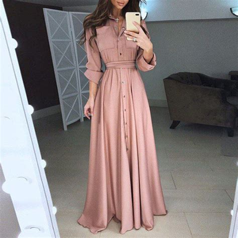 Buy Women Long Sleeve Dress For Party
