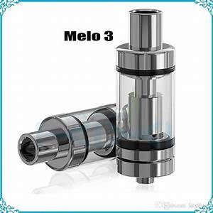 Newest Melo 3 Mini Melo3 Melo2 Tank Ecig Sub Ohm Tank 4 5