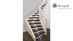 Hammer Treppenrenovierung Kosten : treppenrenovierung von rheingold youtube ~ Markanthonyermac.com Haus und Dekorationen