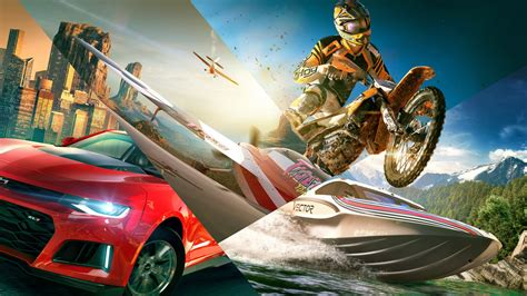 the crew 2 wallpaper the crew 2 e3 2017 4k 8k 7839