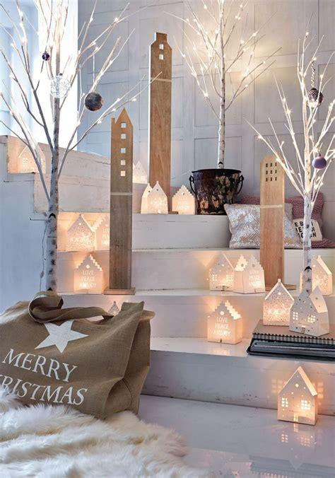Weihnachtsdeko Fenster Mit Strom by Weihnachtsdeko Aus Holz Mit Beleuchtung Bvrao