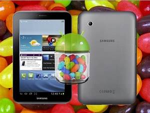 Samsung Releases Jelly Bean Update For Galaxy Tab 2 7 0 Wi