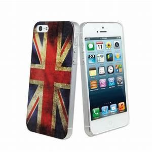 Coque Iphone 5 : muvit coque drapeau uk vintage coque pour iphone 5 fr ~ Teatrodelosmanantiales.com Idées de Décoration
