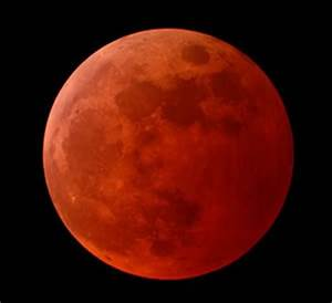 Blood Moon – October 8, 2014 | Prayer In Every City