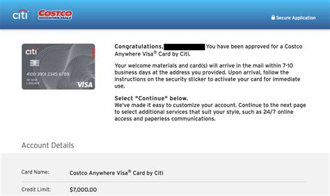 Maybe you would like to learn more about one of these? Citibank Costco Visa $7,000 SL - myFICO® Forums - 4950665
