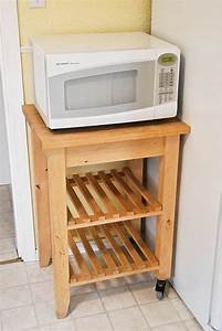 Selecting Your Favorite Microwave Cart Design