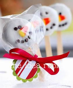 Cute Christmas treats | holidays | Pinterest