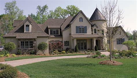 european style house architectural styles