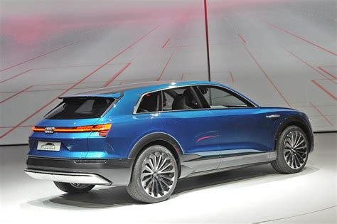 Elã Ctric by Electric Audi Q6 E Will Reportedly Be Produced In
