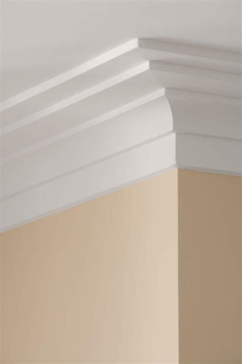 Plaster Crown Molding by Crown Molding Types And Installation