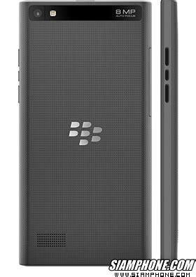 blackberry leap สมาร ทโฟน หน าจอ 5 น ว ราคา 9 300 บาท สยามโฟน คอม
