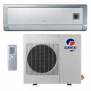 Gree Premium Efficiency 12 000 Btu Ductless Mini Split Air