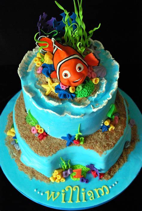 Nemo Birthday Cake) Cakecentralcom
