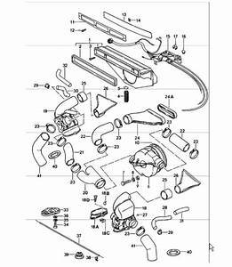 Porsche 356 Heater Diagram