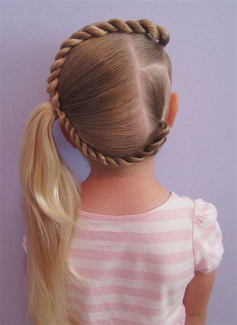 Kid Hairstyles For Hair by Hairstyles And Attire Letter Hair For Kid