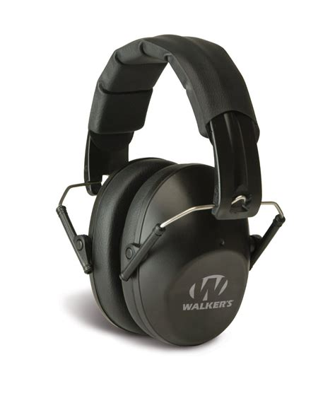 ear shooting protection low muffs walkers muff game profile folding plugs electronic walker nrr earmuff