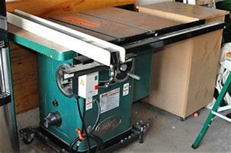 found a 2001 grizzly 1023 table saw for sale by
