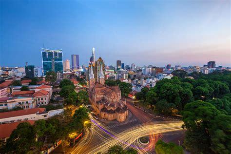 saigon vietnam  rich history