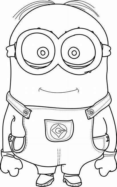 Cool Coloring Pages Minions