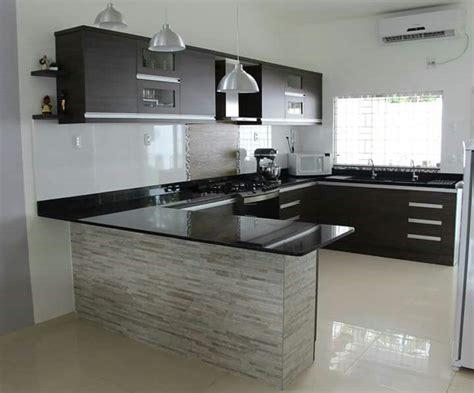 modern kitchen designs pictures la pared de la barra kitchen kitchen 7699