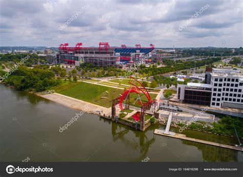 Nissan Tennessee by Nissan Stadium Nashville Tennessee Foto De Stock