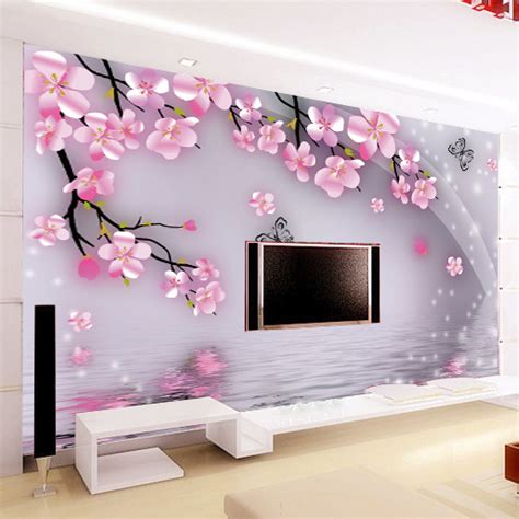 buy large mural wallpaper  romantic
