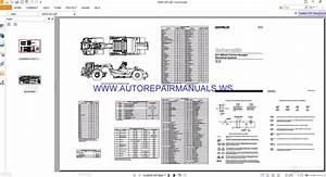 Caterpillar 611 Wheel Tractor Scraper Electrical Schematics Manuals Renr1497
