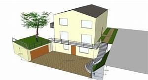 Eigenleistung Berechnen Hausbau : aussenanlagen mit sketchup hausbau ein baublog ~ Themetempest.com Abrechnung