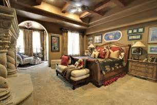 master bedroom decorating ideas master bedroom luxury master bedrooms in rustic style with fireplace and wall regarding