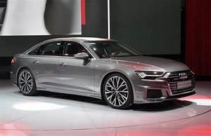 The 2019 Audi A6 Raises The Bar For Luxury Car Tech Driving