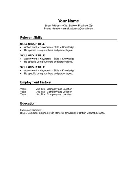 Resume Wizard In Microsoft Word 2010 by Resume Cover Letter Management Position Resume Writing