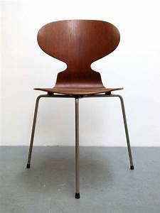 Arne Jacobsen Ant Chair : trio of arne jacobsen ant chairs for sale at 1stdibs ~ Markanthonyermac.com Haus und Dekorationen