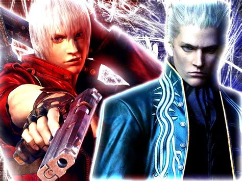 may cry dante y vergil taringa