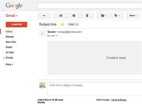 gmail create template gmail ui psd template freebiesbug