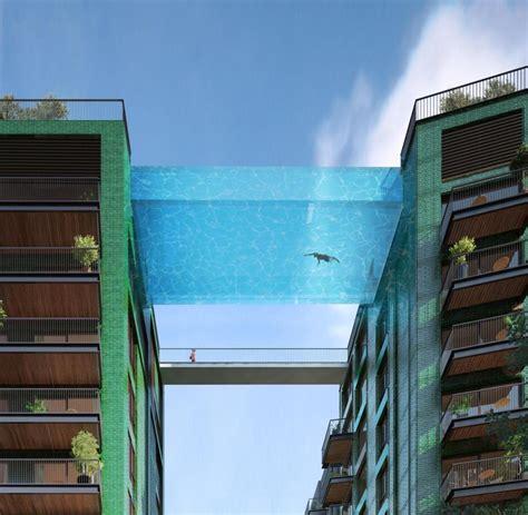 pool mit glasboden swimmingpool in 35 metern h 246 he verbindet wohnh 228 user welt