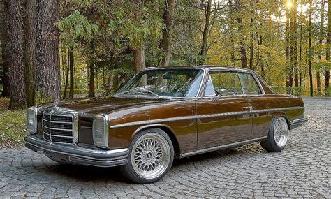 mercedes w114 coupe 17 best images about mercedes w114 5 on cars