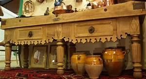 Billot De Boucher Ikea : billot de boucher xixe banco da macellaio vecchi mobili da mestiere pinterest french ~ Voncanada.com Idées de Décoration