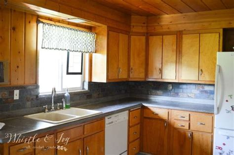Kitchen Countertops That Fit Existing by Diy Concrete Counters Existing Laminate Hometalk