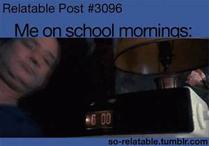 gif gifs school relate morning relatable mornings so ...
