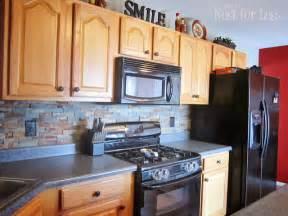 how to make a backsplash in your kitchen kitchen backsplash how to nest for less