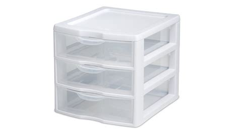 Sterilite 3 Drawer Mini Unit, Lowest Price To Date! Kv8450 Drawer Slides Installation Typical Kitchen Dimensions Fish In A Two And Half Under Bed Storage Drawers Bath Beyond Fisher Paykel Dishdrawer Parts Brisbane Chest Of B M Bargains Alex Add On Unit Going Through My Sisters