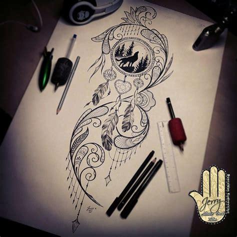 images  dream catcher tattoo design
