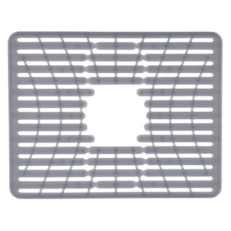 oxo good grips all silicone sink mat large