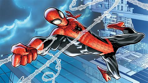Find the best amazing spiderman phone wallpaper on getwallpapers. 46+ Spiderman Comic Wallpaper on WallpaperSafari