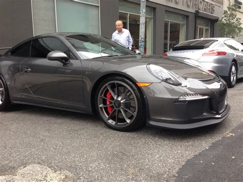 porsche gt3 gray agate grey 991 gt3 rennlist porsche discussion forums