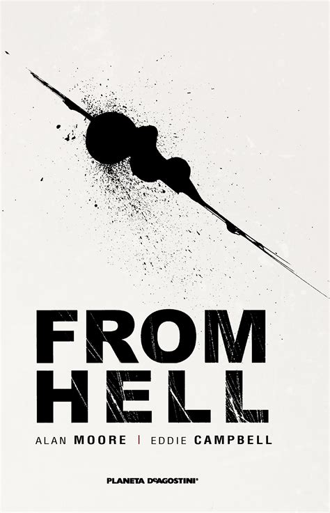 From Hell by From Hell Alan Eddie Cbell Londres Como Altar