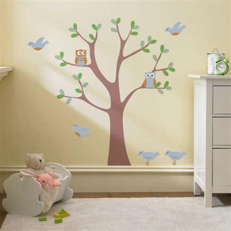 pochoirs chambre bébé le pochoir mural 35 idées créatives pour l 39 intérieur