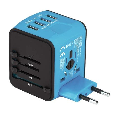 stay charged up in any country with 30 this universal travel usb wall adapter android central