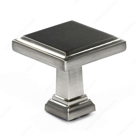 kitchen cabinet soft hardware transitional metal knob 7953 richelieu hardware 7953