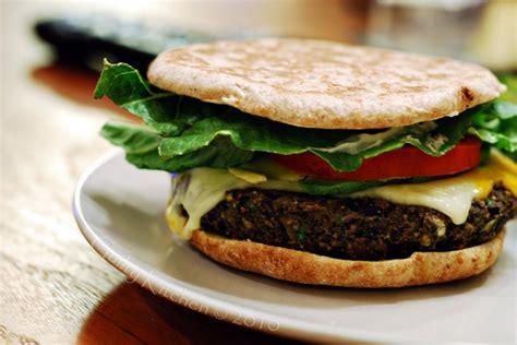 vegan black bean burgers vegetarian black bean burgers